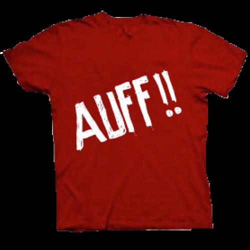 Ma.De. Do.P.O. - AUFF!! - rossa